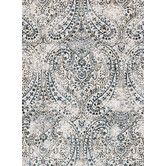 Found it at Joss & Main - Isabella Rug in Ivory & Indigo