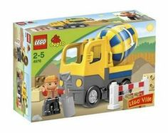 1000 images about camion on pinterest trucks garbage - Camion toupie playmobil ...