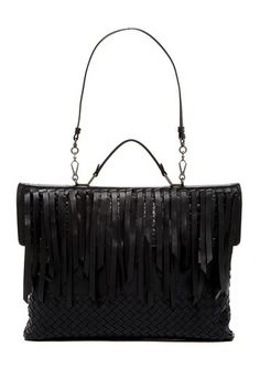 Bottega Veneta Fringe Shoulder Bag by Non Specific on @HauteLook