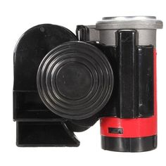 Horn Snail Compact Air horn For Car Vehicle Motorcycle Boat Bike. Description:  brand New Horn Snail Compact Airhorn  voltage:12v  color:black  size: 12x11x4.8cm  part Number: 007  easy To Install  it Requires Only One Fixing Point  no Air Tubes Needed  no External Air Supply Needed    fitment:  fit For Car ,vehicle ,motorcycle,yacht,boat,suv, Bike,ect  installation Note:  connected Directly To The Battery Relay  if You Have Not Connected The Horn Relay,can Cause Electrical Problem  it Is…