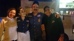 O pessoal do U-Truck QG e Perfil do Chefe
