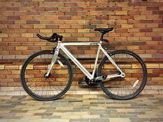 My single speed bike