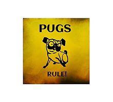 PUGS RULE! by fairmaiden7