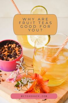 Organic fruit teas are a new trend for those who not only try to taste a great infusion, but also take care of their healthy lifestyle. Blending fruit with tea is by no means a new tradition. Cultures worldwide have been mixing tea leaves with pieces of fruit, flowers and herbs for centuries.