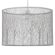 Buy John Lewis Devon Easy-to-fit Ceiling Shade, Large Online at johnlewis.com