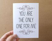 Ways to say I love you postcard by letterhappy on Etsy