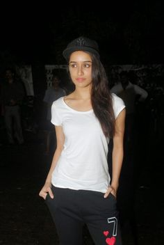 Shraddha Kapoor at Finding Fanny Special Screening.