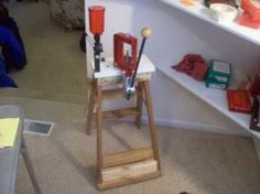 Awe Inspiring 13 Best Reloading Images Reloading Bench Reloading Room Alphanode Cool Chair Designs And Ideas Alphanodeonline