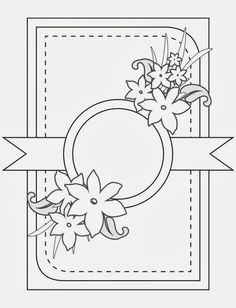 Karten/Umschläge (selbermachen) How To Care For Crystal Gifts, China And Flatware Here is a summary Scrapbook Sketches, Card Sketches, Scrapbook Cards, Sketch 2, Card Making Templates, Karten Diy, Card Making Techniques, Card Patterns, Card Tutorials