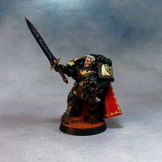 BOLTER AND PAINT: Black Templar - champion de l'empereur - Warhammer 40K