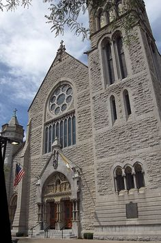 New York | Immaculate Conception Catholic Cathedral in Syracuse, NY - From your Trinity Stores crew.