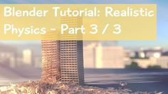 Realistic Tower Tutorial - Part 3 of 3
