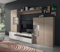 CASANOVA es la tienda de muebles donde comprar la composición para la decoración de tu salón: composiciones modernas, clásicas, contemporáneas, rústicas...