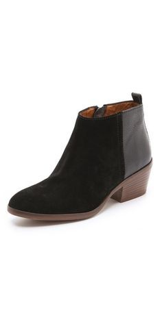 #Ankle #Boots #black