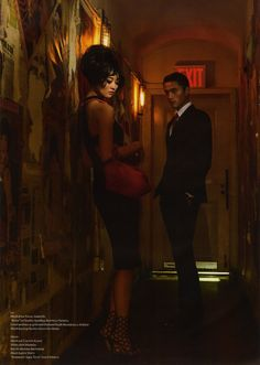 Editorial of the week: Modern Day In the Mood for Love |
