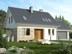 Affordable House Plans, Affordable Housing, House Rooms, Shed, Real Estate, Outdoor Structures, House Design, Studio, Houses