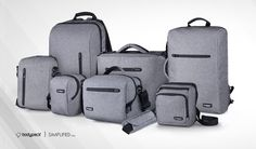 Bodypack® Simplified Series on Behance
