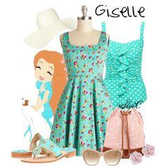 Giselle - Summer / Beach - Disney's Enchanted