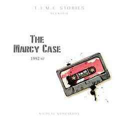 Time Stories The Marcy Case Board Game