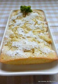 Mini tarta de manzana en estuche Lékué
