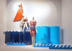 Nordstrom window displays 2014, Seattle – Washington » Retail Design Blog