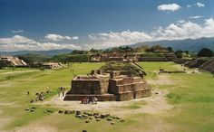 Monte Alban - Oaxaca Monte Alban is an archaeological site located 10 km from the city of Oaxaca. According to some sources, the original name was Dani Baá. It is known, however, that the Mixtec city known as Yucucuí (Yucu-Cui, 'Cerro Verde')