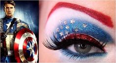 Coolest concept for your eye, stand out with these Avengers inspired designs.
