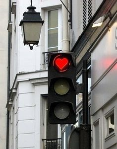 Heart trafic light