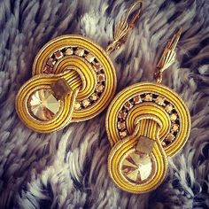 Sylwia soutache and beading) | Iconosquare