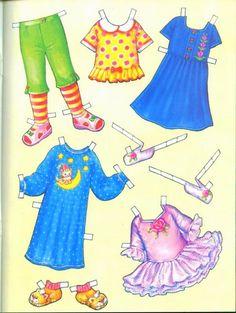 Paper Doll Lyalya 4 - MaryAnn - Álbuns da web do Picasa