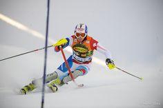 Marc Gini si aggiudica lo Slalom di Pozza di Fassa