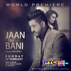 Jaan Tay Bani - Balraj 2017 Full Song Download