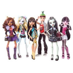 Fresh Squad Dolls Anthony 13 points of Articulation NRFB Free shipping!