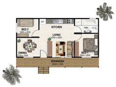 Australia's Backyard Cabins granny flats