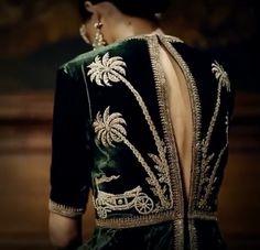 Sabyasachi #Firdaus #Couture2016