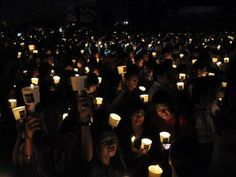 Earth Hour Philippines .. but I wish they wouldn't go overboard with the ceremonies .. the 'ceremonies' cost energy ..