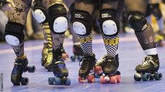 It's fast, it's furious and it's for everyone! Get on your skates and join the fastest growing female sport in Europe.