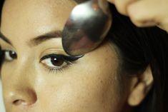 7 Trucos que no conocías sobre el delineador - Soy Moda Beauty Makeup, Hair Makeup, Hair Beauty, Makeup Eyes, Tips Belleza, Eye Make Up, Beauty Routines, Up Hairstyles, Hair And Nails