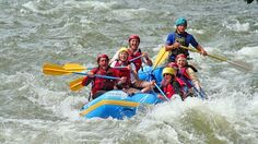 5 Places To Experience White Water Rafting This Summer  The holiday season is in and it's time to relax. It's time to move out of your homes and do something thrilling and exciting away from all the cobwebs.  http://www.youthkiawaaz.com/2012/07/5-places-to-experience-white-water-rafting-this-summer/#