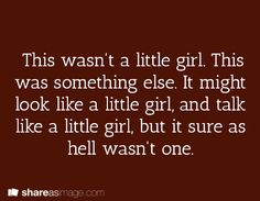 *snorfle* Likelikelike. @LowBudgetArtist Emmaus describing the creepy little girl in chapter 1. Ehehehe?