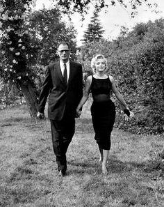 Marilyn & Arthur