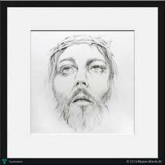 Christ #Creative #Art #Sketching @touchtalent.com