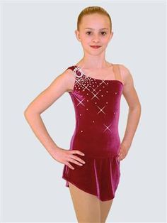 Ice Figure Skating Dress