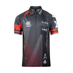 db484f08 Target Adrian Lewis Jackpot Cool Play Darts Shirt 2018