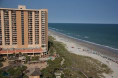 Myrtle Beach, SC - Kingston Plantation vacation rental review.
