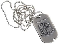 Medaglia in metallo invecchiato - Gadget ufficiale Aeronautica Militare Italiana