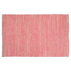 Check out this item at One Kings Lane! Fanie Rug, Pink