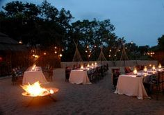 Thornybush Main Lodge, Thornybush Private Game Reserve, South Africa