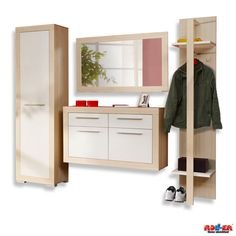 1000 images about garderoben on pinterest slate design for Garderobe roller