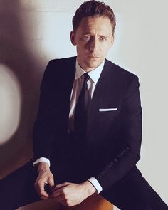 Tom Hiddleston Photoshoot Entertainment Weekly by Michael Muller